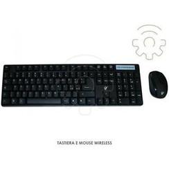 Wireless waterproof keyboard met muis - FC-8033