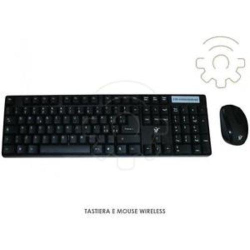 wireless Wireless waterproof keyboard met muis - FC-8033