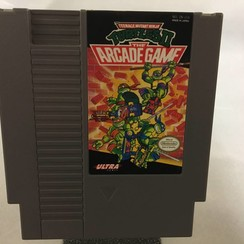 Ninja Turtles 2 (arcade NES game)