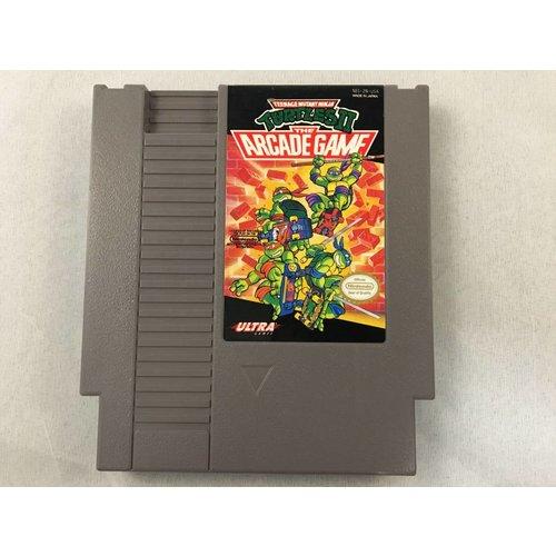 Nintendo Ninja Turtles 2 (arcade NES game)