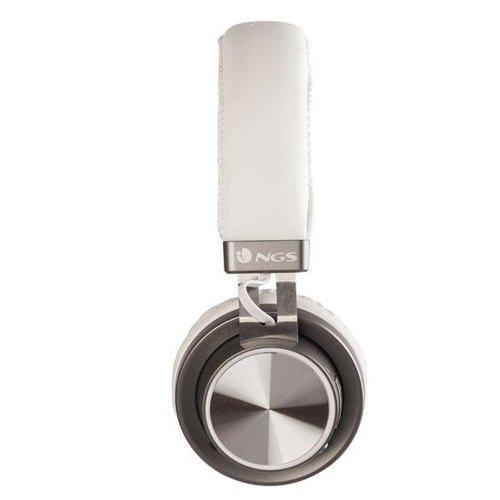 NGS NGS Artica Patrol Bluetooth Headset - wit