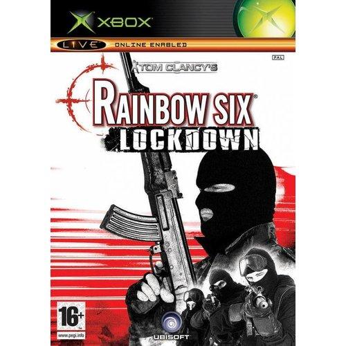 xbox Rainbow Six Lockdown Xbox