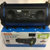 CMiK (link bits) draadloze speaker - Blauw