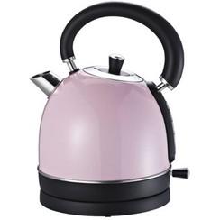 Biko waterkoker (Fluitketel model) - roze