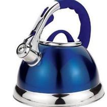 Biko fluitketel - blauw