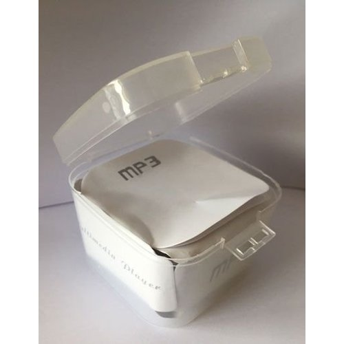 mp3 MP3 Speler Wit