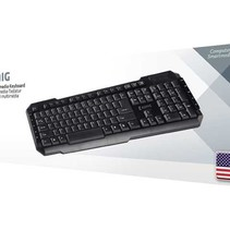Konig USB Multimedia Keyboard & Optical Mouse