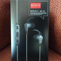 Sports Bluetooth oortjes (QC-12)
