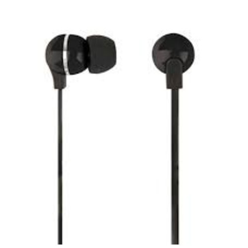 INcentive INcentive in ear oordopjes D-09 - zwart
