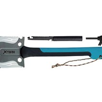 X-Treme Multi Shovel Blauw