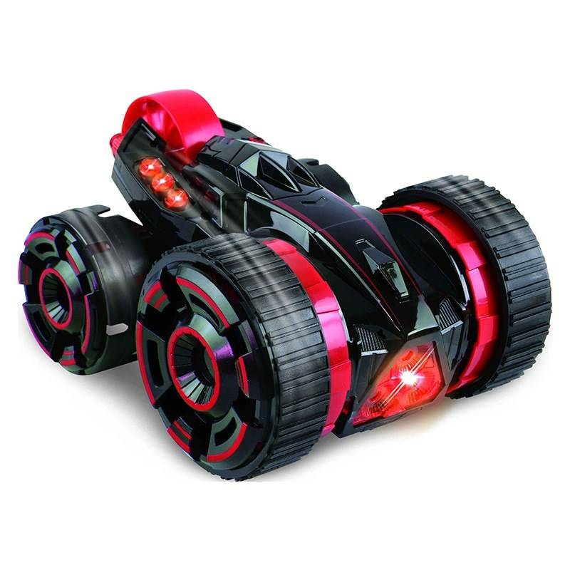 5 rounds stunt car  - rood