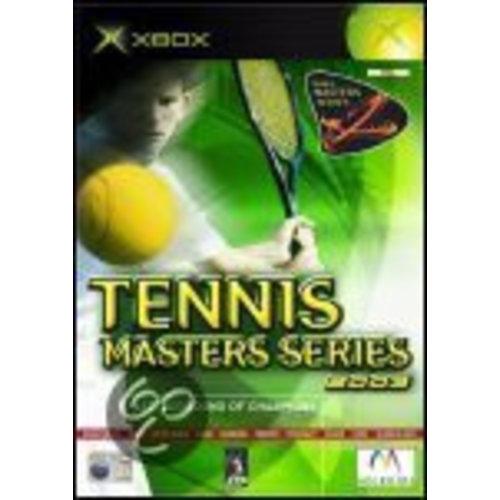 xbox Tennis Master Series 2003