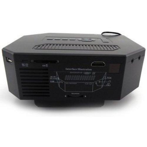LED mini portable projector/beamer