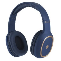 NGS Artica Envy - Headphone - Bluetooth - blauw