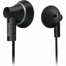 Philips  in-ear SHE3000 (Zwart)