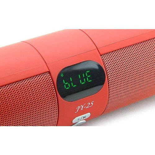 Adasen JY-25 Portbale stereo speaker - Rood