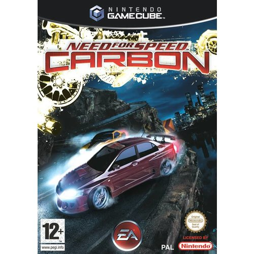 gamecube. Need for Speed Carbon GameCube