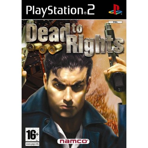 PS2 dead to rights