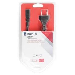 Konig Power cable 2 meter