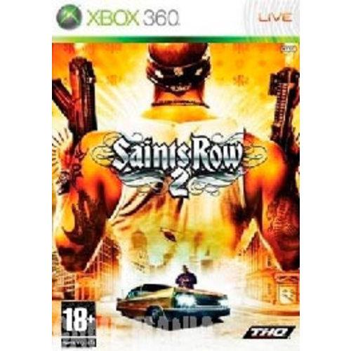 Xbox 360 Saints row 2 - xbox 360