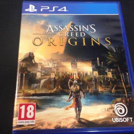 ps4 Assassins Creed – Origins | PlayStation 4