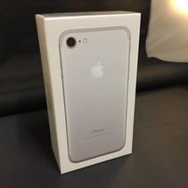 Apple iPhone 7 32GB Silver (geseald!) 100% nieuw