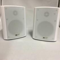 Power Dynamics WS40A luidspreker set van 2 wit