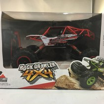 Rock crawler special RC car rood