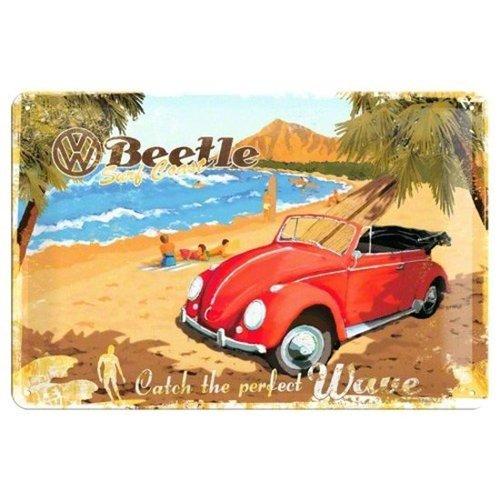 Nostalgic Art Metalen bord VW Beetle