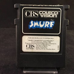 Smurf (Coleco Vision)