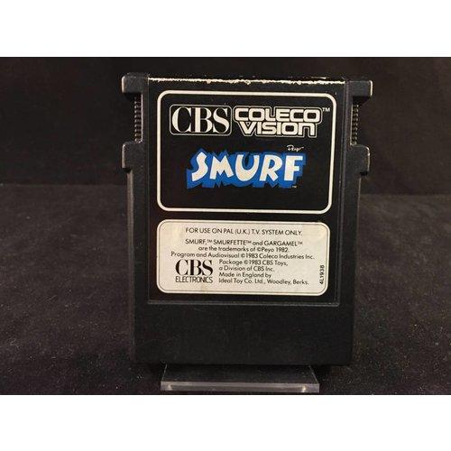 cbs Smurf (Coleco Vision)