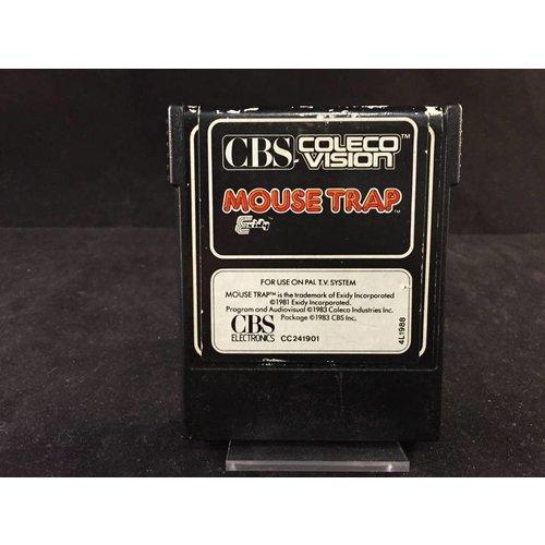 cbs Mouse Trap (Coleco Vision)
