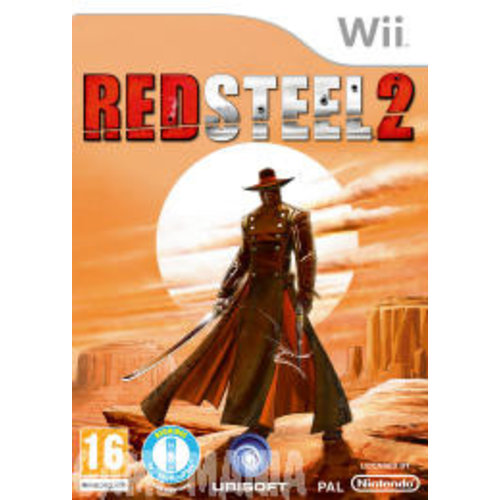 wii Red Steel 2 WII