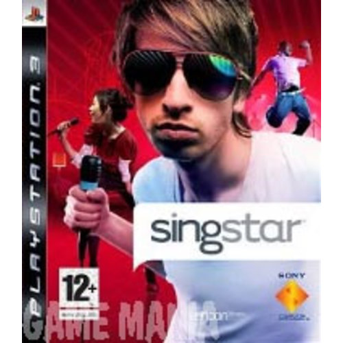 PS3 Sing Star PS3