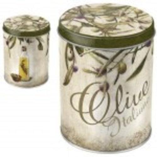 olive italiane (bewaarblik)