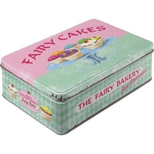 Fairy cakes (bewaarblik)