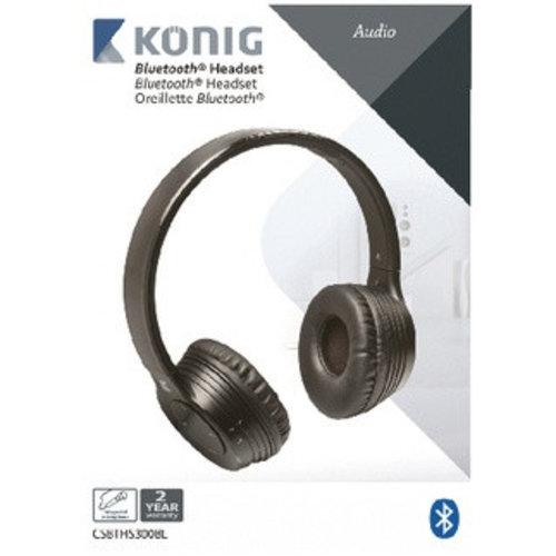 Konig Konig Bluetooth headset - zwart