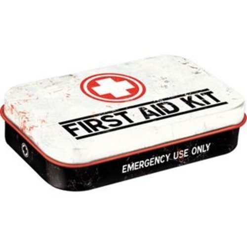 nostalgic art MINT BOX XL FIRST AID WHITE