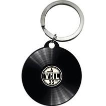 NOSTALGIC ART Sleutelhanger Retro Vinyl