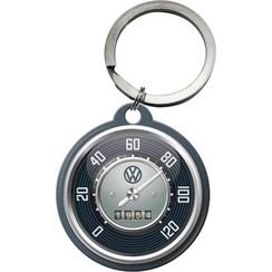Nostalgic Art Sleutelhanger rond Volkswagen