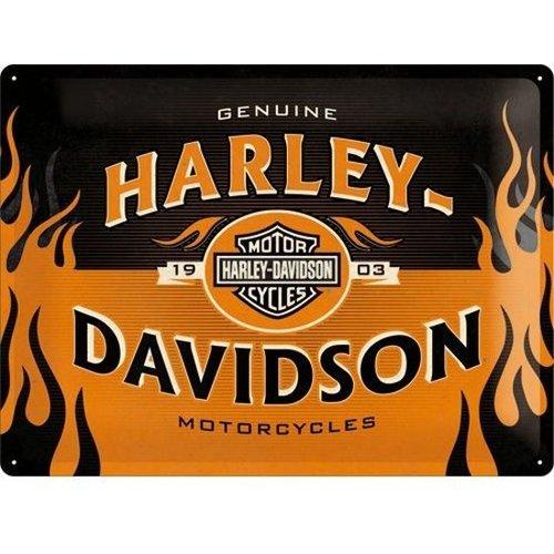 nostalgic art Harley-Davidson 1903 metal plate 40x30CM