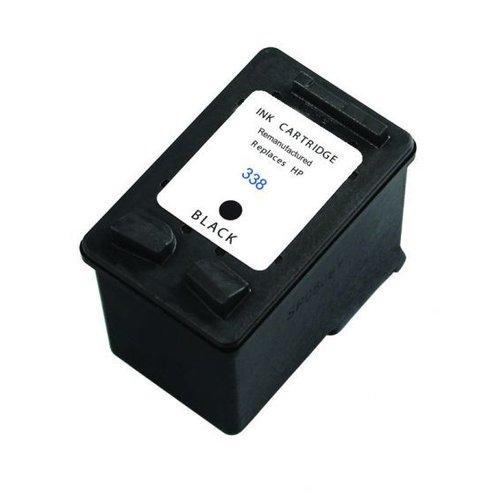 HP Compatible HP 338BK XL Inktcartridge (huismerk) - zwart