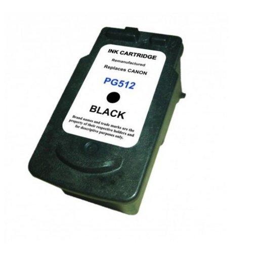 canon Compatible Canon 510/512 XL Inktcartridge (huismerk) - zwart