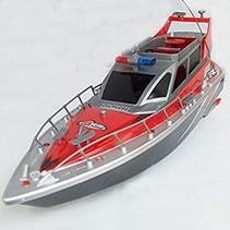 RC speedboot ht-2875f - rood