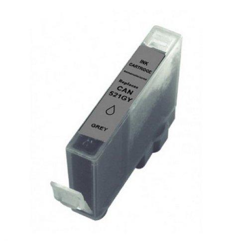 canon Compatible Canon 521 XL Inktcartridge (huismerk) - grijs