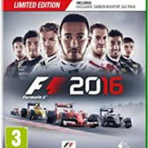 formule 1 2016 (xbox one)