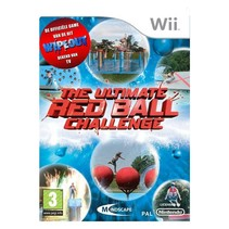 The Ultimate Red Ball Challenge Wipeout