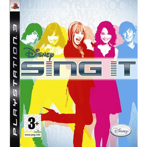 PS3 Sing it - Ps3