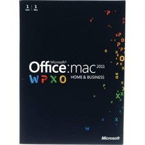 Office Mac 2011 WPXO Home