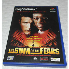 The Sum of all Fears Playstation 2